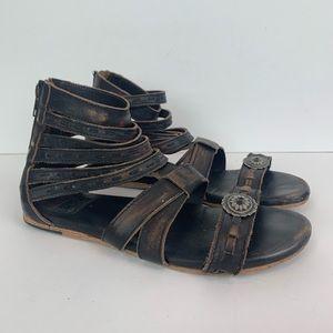 Freebird by Steven Bette Gladiator Sandals
